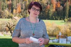 17 - Marianne Herbst-Stauffer, Präsidentin Verein XSiSa eröffnet den Festakt mit einer kleinen Ansprache