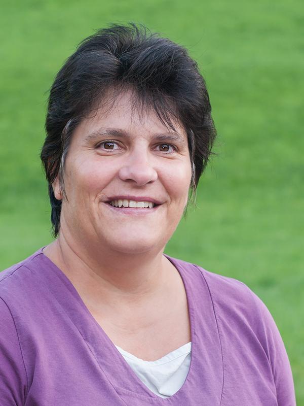 XSiSa - Vorstand - Beisitzerin - Manuela Eschler