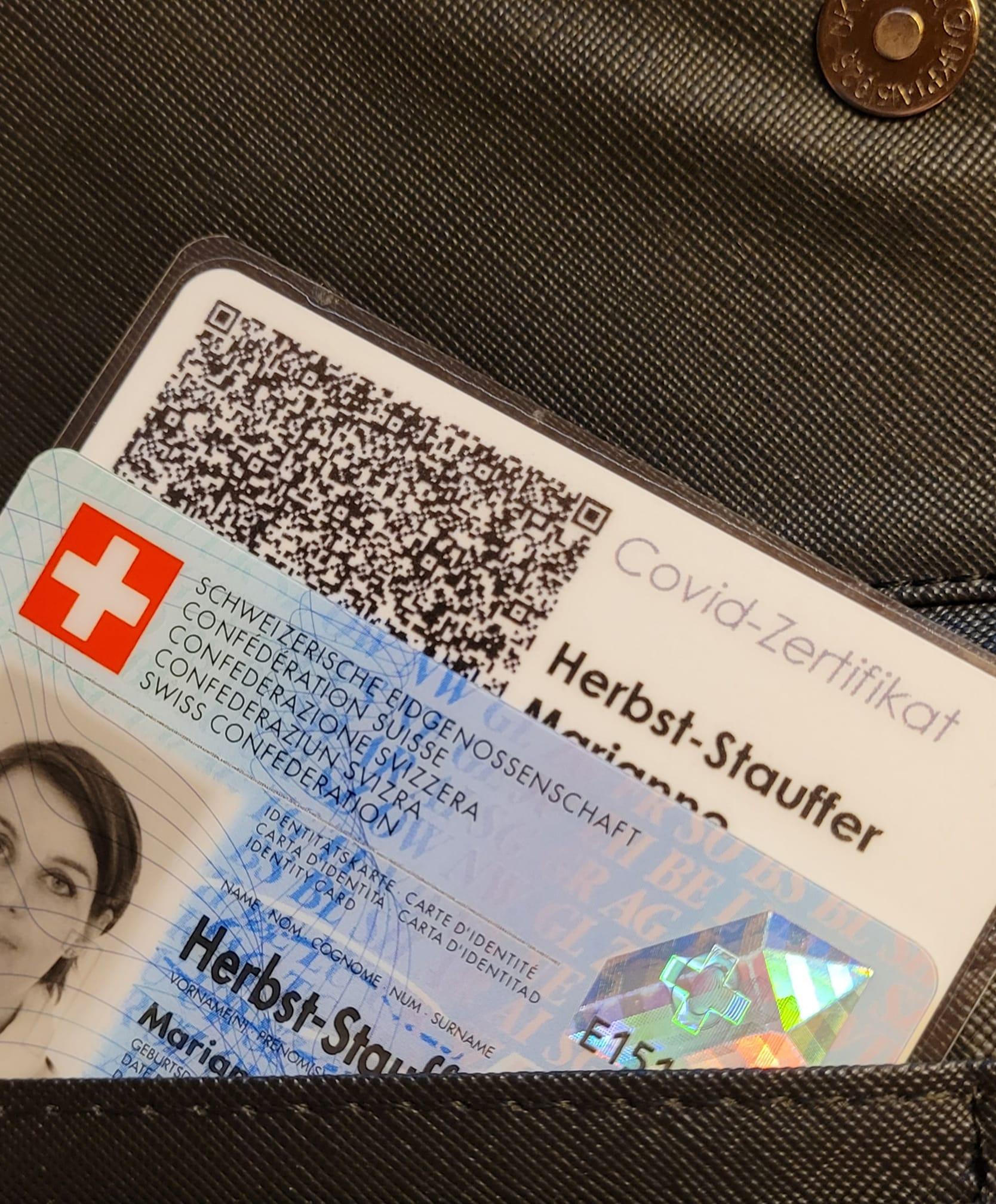XSiSa - Zerti-Card - Zertifikat im Kreditkartenformat