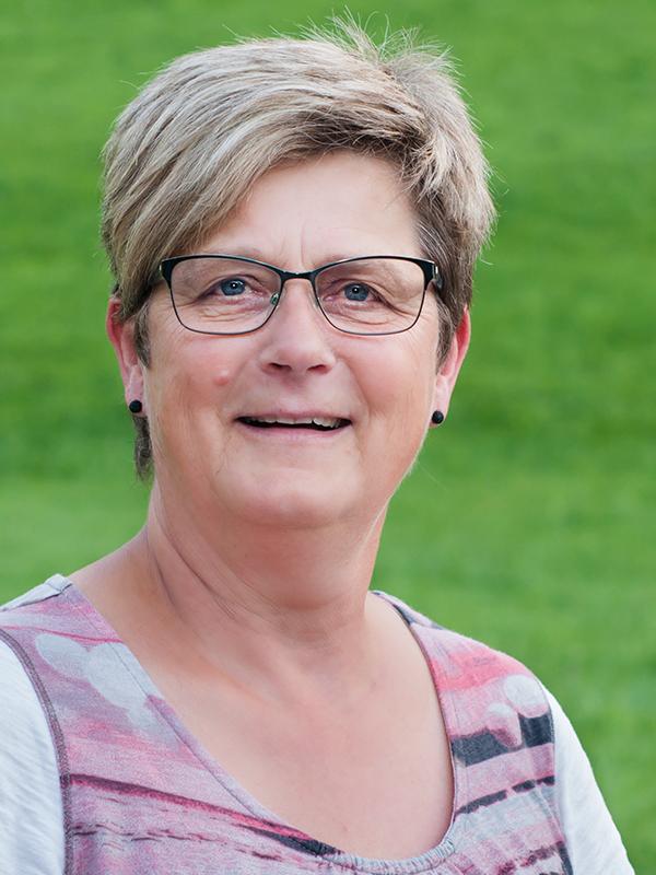 XSiSa - Vorstand - Rechnungsrevisorin - Margrit Wampfler